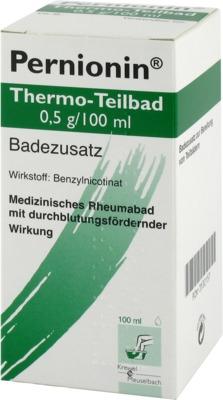 Pernionin Thermo-Teilbad 0,5g/100ml