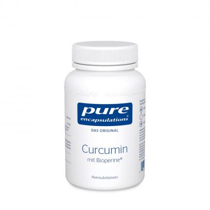 Pure Encapsulations Curcumin Mit Bioperine Kapseln