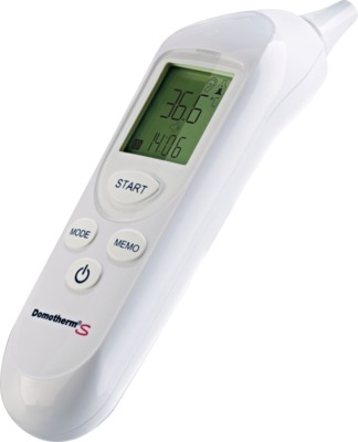 DOMOTHERM S Infrarot-Ohrthermometer