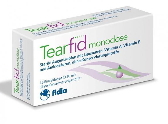Tearfid monodose Augentropfen