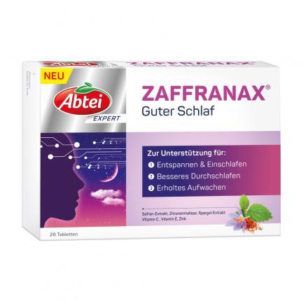 Abtei EXPERT ZAFFRANAX Guter Schlaf