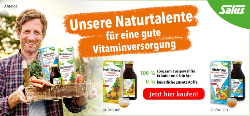 Salus Vitaminversorgung